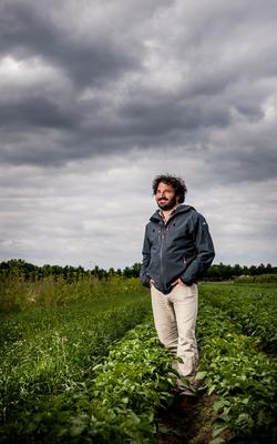 Pablo Tittonell, professor agro-ecologie.