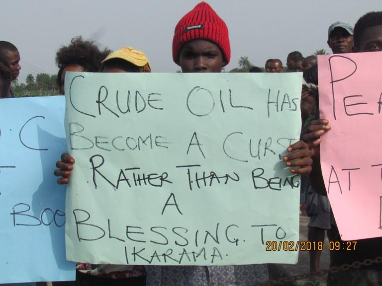 R: IkaramaCrude Oil...A Curse.JPG