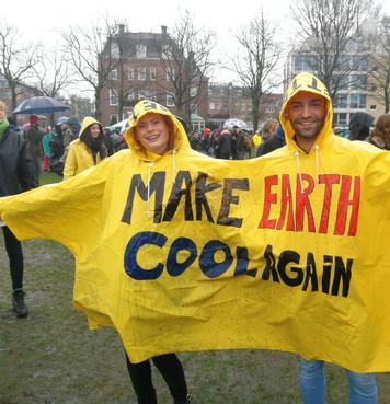 Poncho Klimaatmars