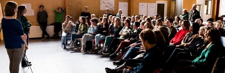 Fair Future trainingsweekend - Michiel Wijnbergh