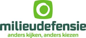 logo Milieudefensie standaard
